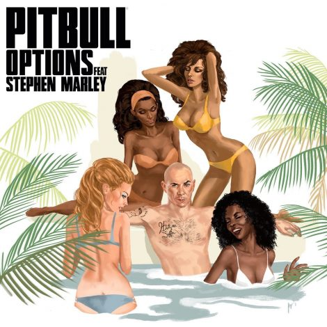 Pitbull – Options ft. Stephen Marley [Music Video]