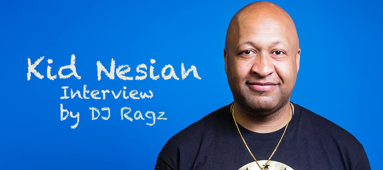 Kid Nesian Interview by DJ Ragz