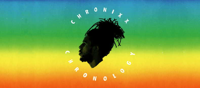 Chronology musically defined by Chronixx