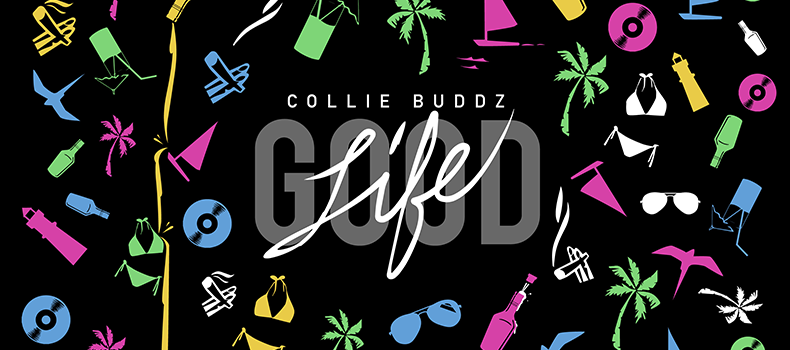 "Collie Buddz's New Album ""Good Life"""