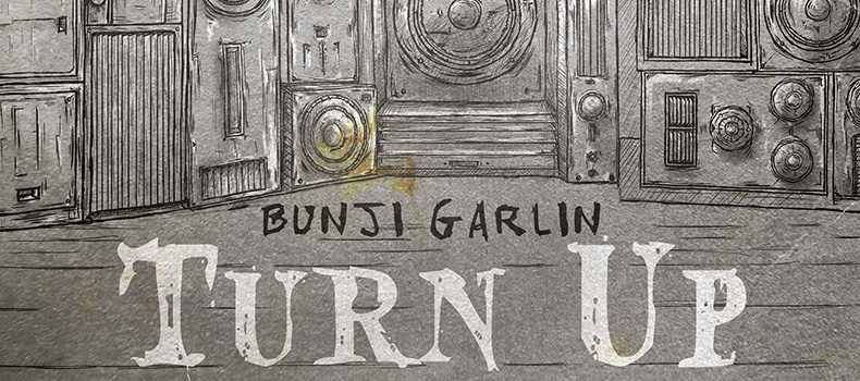 Turn Up with Bunji Garlin New Album