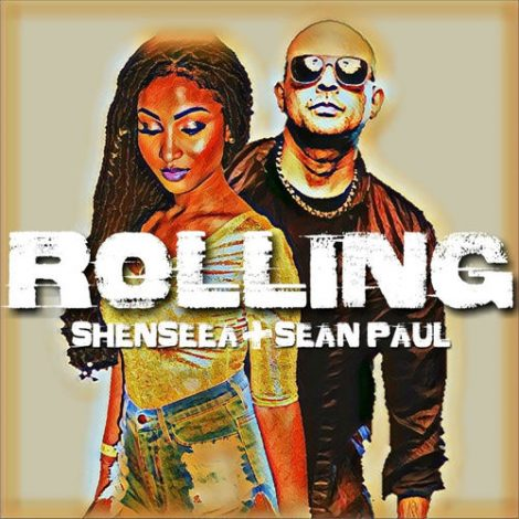 Sean Paul and Shenseea – Rolling (Lyrics Video)