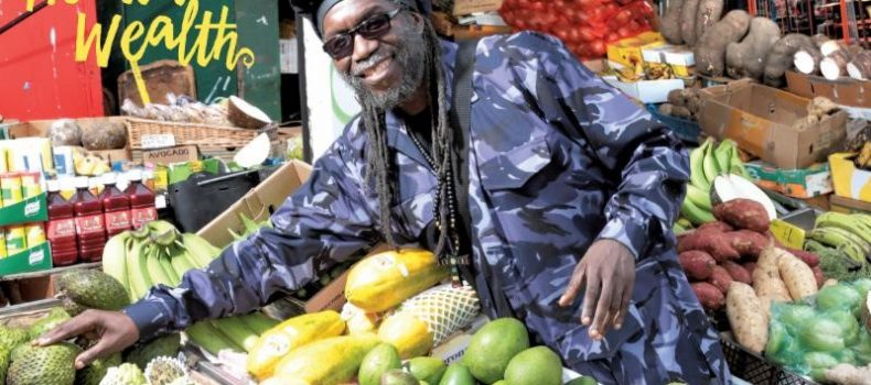 Reggae Legend Macka B comes to Australia this March !