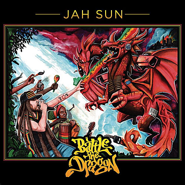 Jah Sun – All Over the World
