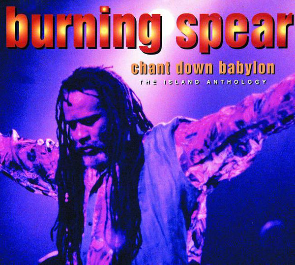 Burning Spear – Great Men's Dub
