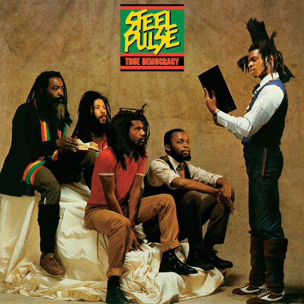 Steel Pulse – Man No Sober