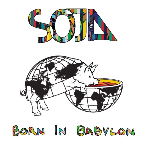 SOJA – Rest of My Life (Bonus Track)