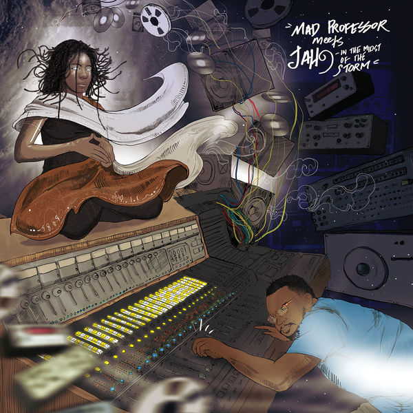 Mad Professor & Jah9 – The I of the Storm / Selassie I Dub