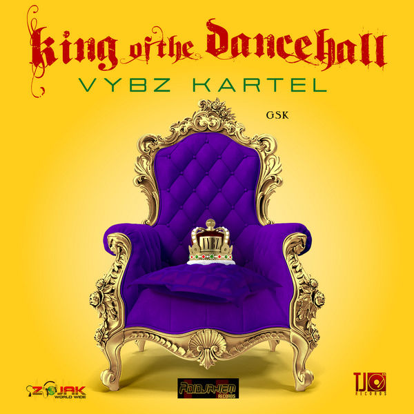 Vybz Kartel – Enemy Zone