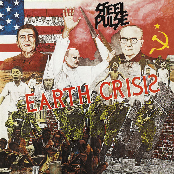 Steel Pulse – Earth Crisis