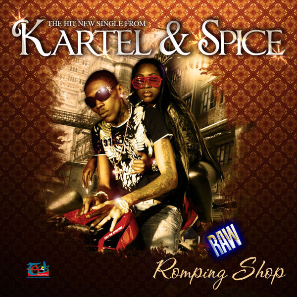 Vybz Kartel & Spice – Romping Shop (Raw Version)