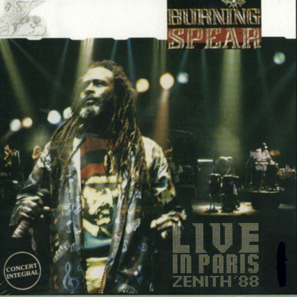 Burning Spear – New Experience