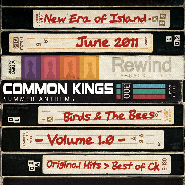 Common Kings – She's a Professional
