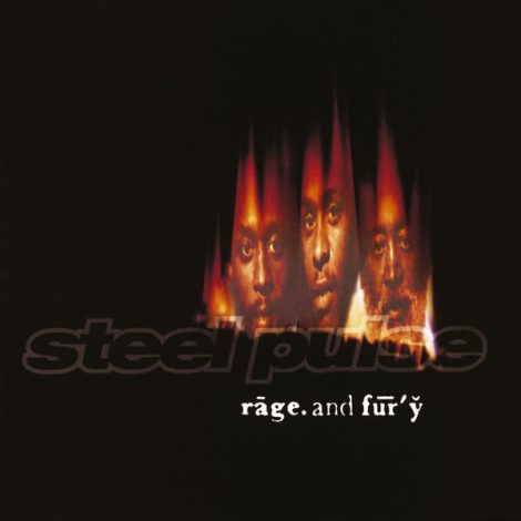 Steel Pulse – Black and Proud