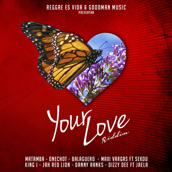 Dizzy Dee – Your Love (feat. Jaela)