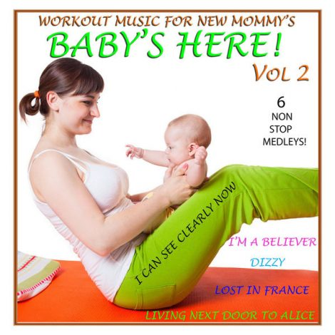 The Workout Rockers – Medley 2: Living Next Door to Alice / Hello I Love You / I'm a Believer / You Make Me Feel Like Dancing / Steal Away / Dizzy / La Dee Doo Down Down