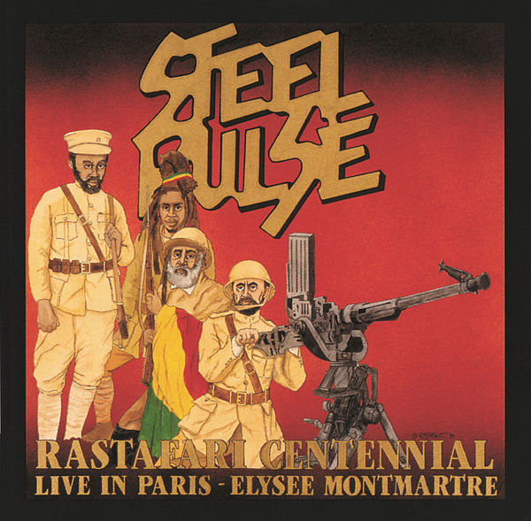 Steel Pulse – Reprise