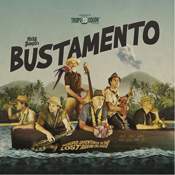 Nicky Bomba's Bustamento – Automatically Man