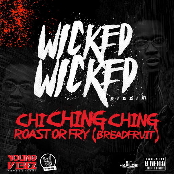 Chi Ching Ching – Roast or Fry (Breadfruit)