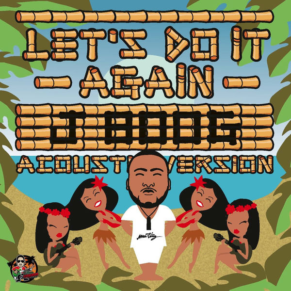 J Boog – Let's Do It Again (Acoustic Mix)