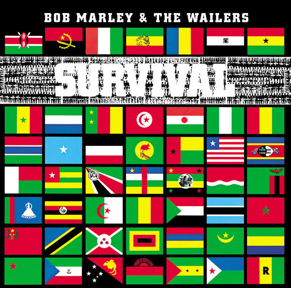 Bob Marley & The Wailers – Wake Up and Live