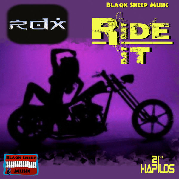 RDX – Ride It