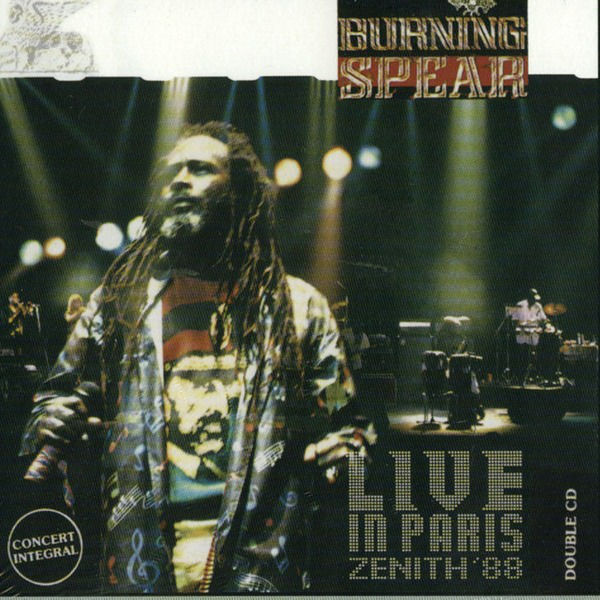 Burning Spear – Driver