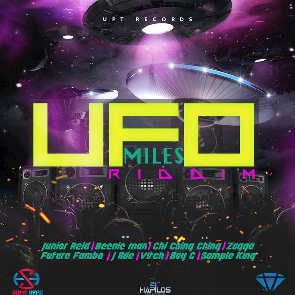 Chi Ching Ching – UFO Miles