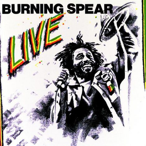 Burning Spear – Man in the Hills