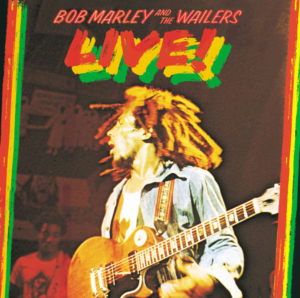 Bob Marley & The Wailers – Lively Up Yourself