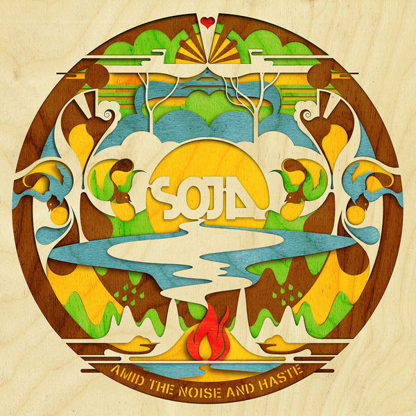 SOJA – Treading Water