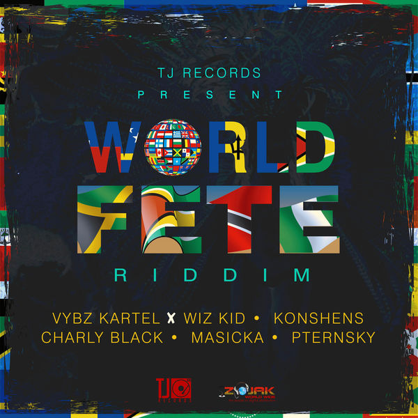 Vybz Kartel & Wiz Kid – Wine to the Top