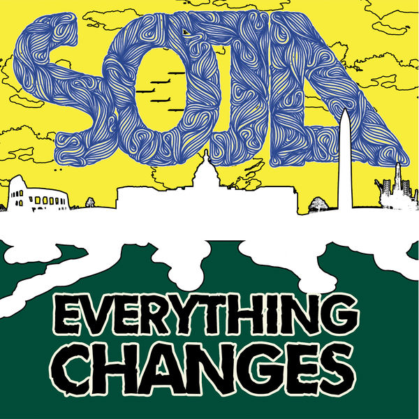 SOJA – Everything Changes (feat. Falcão of O Rappa from Brazil)