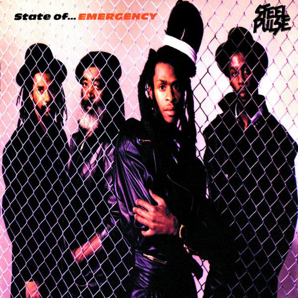 Steel Pulse – Melting Pot