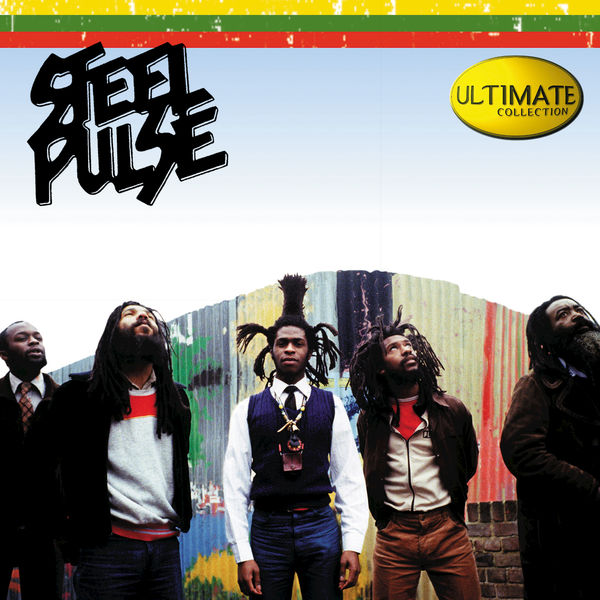 Steel Pulse – Burning Flame