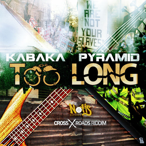 Kabaka Pyramid – Too Long