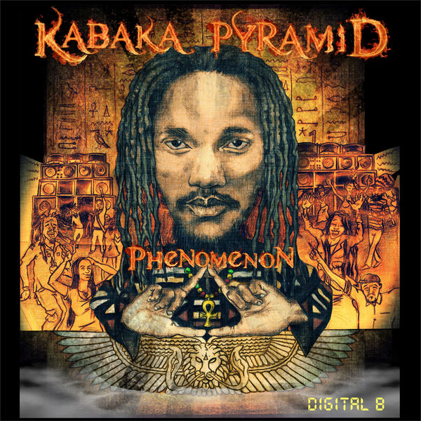 Kabaka Pyramid – Phenomenon
