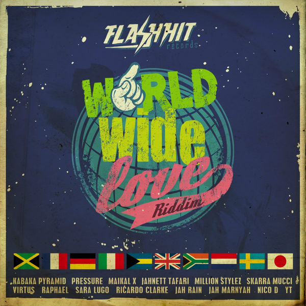 Kabaka Pyramid – Worldwide Love