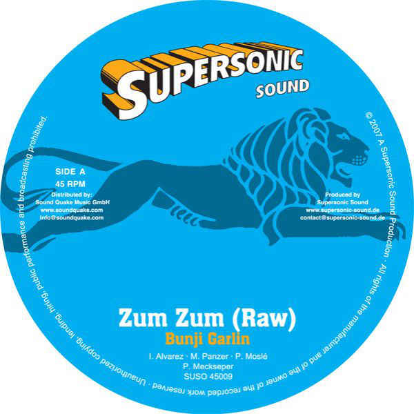 Bunji Garlin – Zum Zum (Radio Edit)