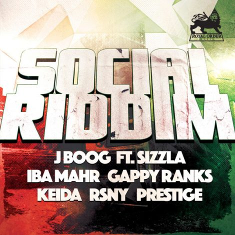 J Boog – Stand Firm (feat. Sizzla)