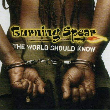 Burning Spear – I Stand Strong