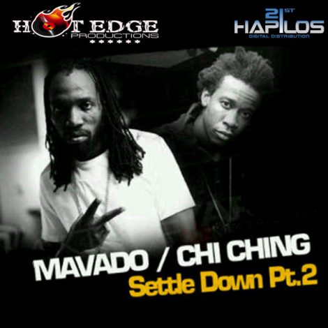 Mavado – Settle Down, Pt. 2 (Raw)