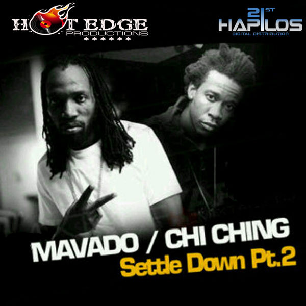 Mavado – Settle Down, Pt. 2 (Radio)