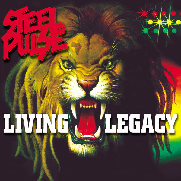 Steel Pulse – Back To My Roots