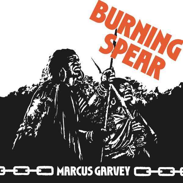 Burning Spear – Red, Gold and Green