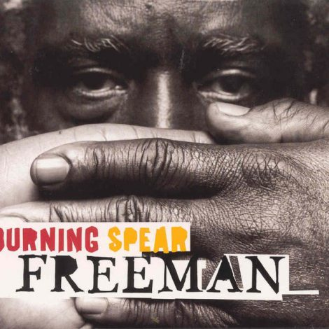 Burning Spear – Not Guility
