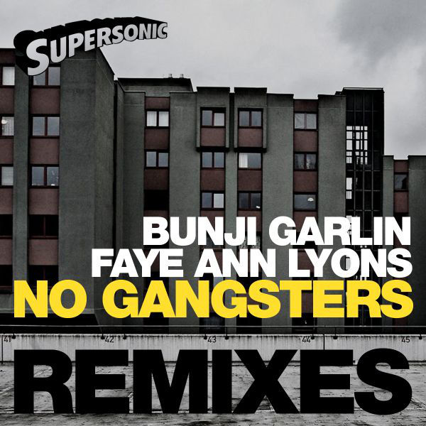 Bunji Garlin & Faye Ann Lyons – No Gangsters (So Shifty Dub)