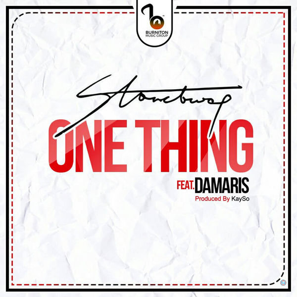 Stonebwoy – One Thing (feat. Damaris)