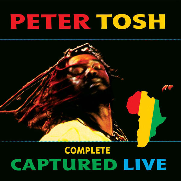 Peter Tosh – Pick Myself Up (Live) [2002 Remaster]
