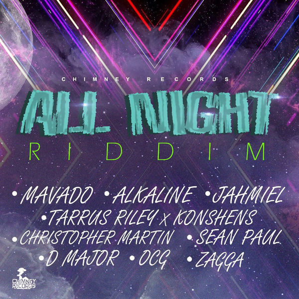 Mavado – All Night